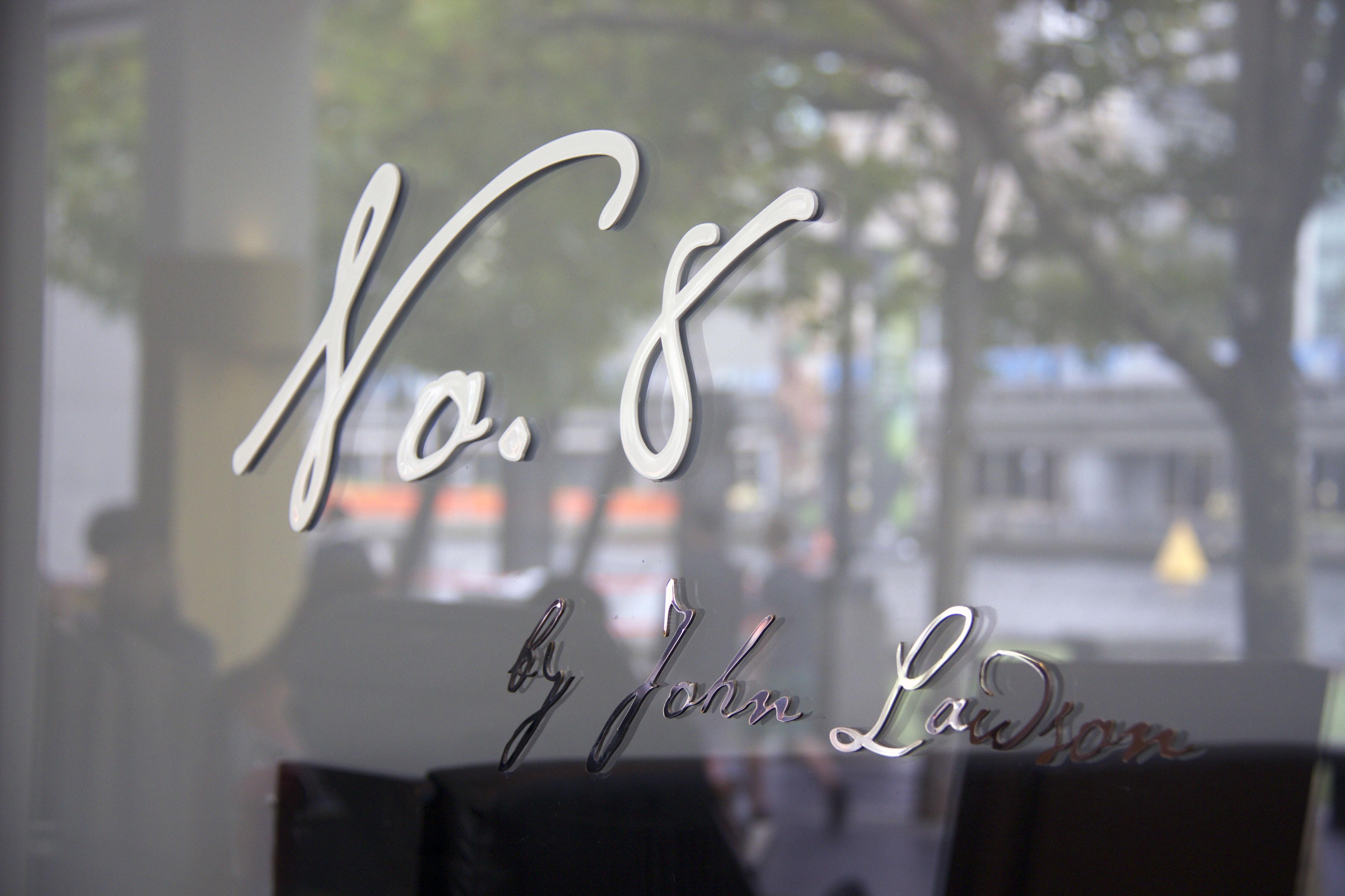 No 8 By John Lawson Reviews