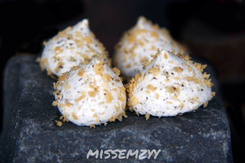 Truffle marshmallow